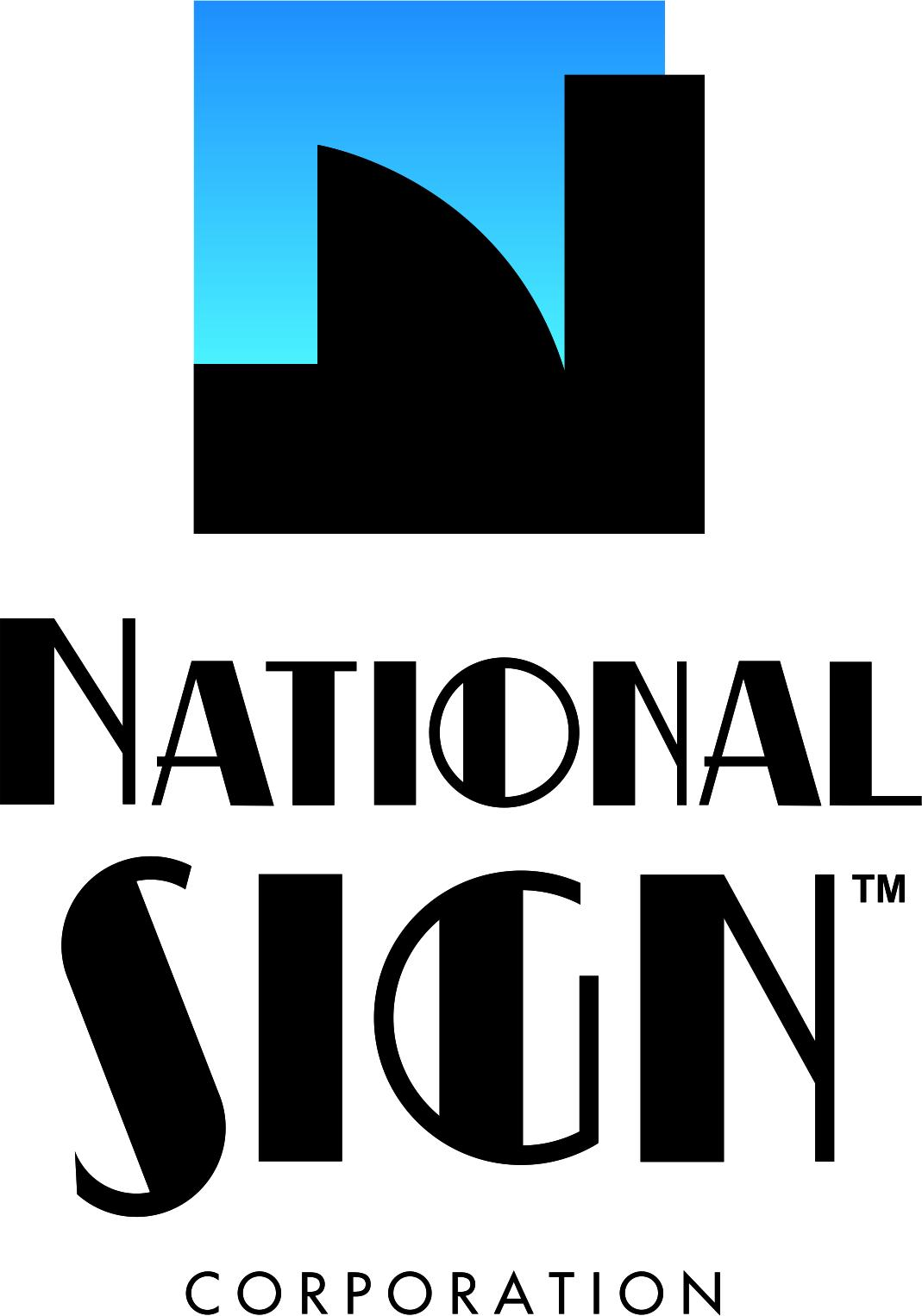 View NATIONAL SIGN CORPORATION Profile