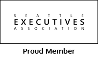 We are a proud member of the Seattle Executives Association: Learn more at seattleexecs.org